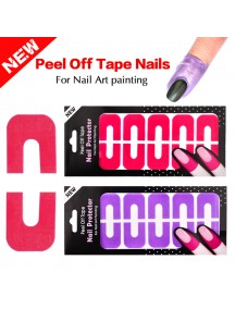 HO1561W - Nail Art Peel Off Tape
