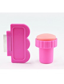 HO1568 - Nail Art Stamp Scraper Set