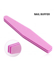 HO1570 - Nail Buffer Double Side (Random Color)