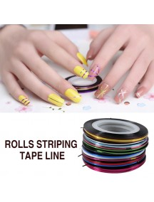 HO1583W - Nail Art Striping Tape Line