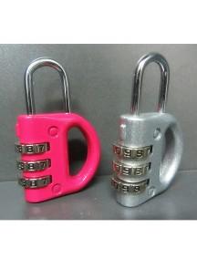 HO1584 - Gembok Travel Lock Serbaguna (RANDOM COLOR)