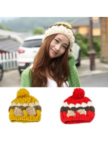 HO2541W - Topi Winter Wool Sweet Pearl
