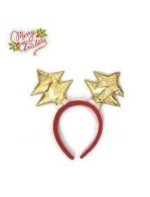 HO3335 - Bando Natal Gold Rusa Christmas