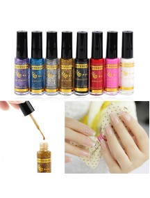 HO2467W - Nail Art Thin Brush Polish Styler