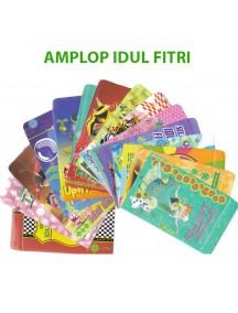 HO2479W - Amplop/ Angpao Idul Fitri isi 10 pc (Medium)