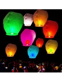 HO2499W - Lampion Terbang Sky Lantern