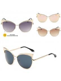 HO2510W - Kacamata Fashion Cat Eye Sunglasses