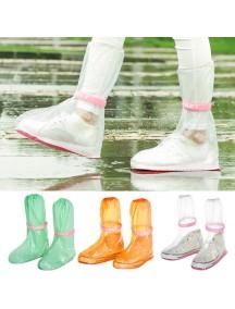 HO2516W - Cover Sarung Sepatu Hujan Anti Air