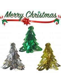HO2586W - Aksesoris Dekorasi Hiasan Gantung Pohon Natal Xmas
