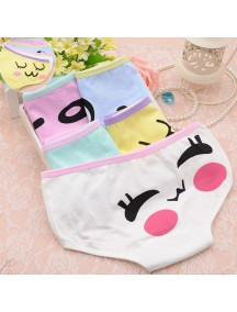 HO5348W - Celana Dalam / Underwear Fashion Cartoon Smiling Face