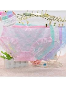 HO5354W - Celana Dalam / Underwear Fashion Lace Bunga