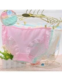 HO5355W - Celana Dalam / Underwear Fashion Lace Bow
