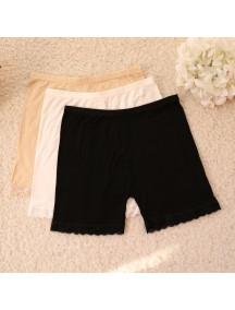 HO5362W - Celana Ketat Dalam / Underwear Short Simple Lace