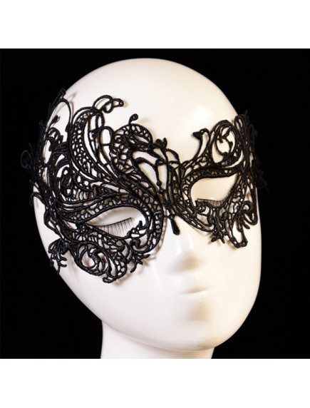 HO3338 - Topeng Pesta Party Mask Lace