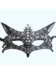 HO3339 - Topeng Pesta Party Mask Lace Fox