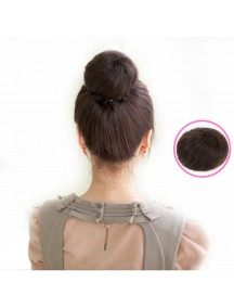 HO3348W - Hair Clip Bun Ekstension Cepol Rambut