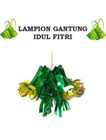 HO3422 - Hiasan Lampion Gantung Ornament Idul Fitri