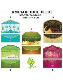 HO3425W - Amplop/Angpao Lebar Idul Fitri isi 10 pc (Large)