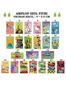 HO3430W - Amplop/Angpao Kecil Idul Fitri isi 10 pc (Small)