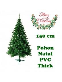 HO5389 - Christmas Tree Pohon Natal 150 cm PVC Thick
