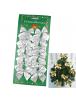 HO5531 - Christmas Decoration Tree Ornament Natal Silver Bow 12pc