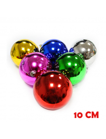 HO5548 - Christmas Tree Ornament Bola Natal (10 CM)