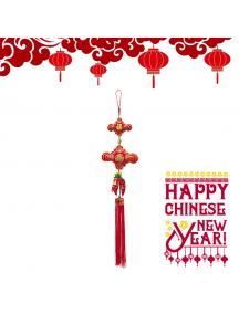 HO5566 - Hiasan Dekorasi Imlek Chinese New Year Gantungan 70cm