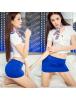 HO5643 - Sexy Lingerie Kostum Pramugari / Stewardess Sexy Set