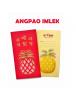 HO5685 - Angpao Imlek Premium + Kartu Ucapan Pineapple (1pc)