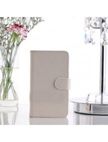 HO1676 -  Sarung Protek Samsung  NOTE 2 (White)  #A1