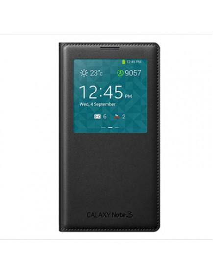 HO1866 - Sarung Case Samsung Note 3 (Hitam)  #A1