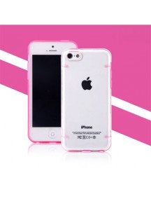 HO1879 - Iphone 5 Silicon Case (Pink) #A1