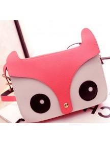 HO1930 - Tas Little Fox Retro (Merah Pink)