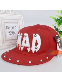 HO2078 - Topi Hip Hop Mad Punk #A8