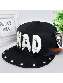 HO2079 - Topi Hip Hop Mad Punk #A8