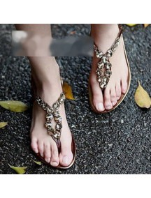 HO2109B - Sendal Fashion Bling ( Size 39 ) #A10