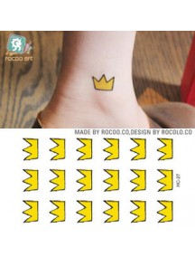 HO2278 - Tattoo Crown HC27