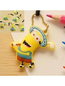 HO2357 - Plugin Handphone Despicable ME Minion Golf