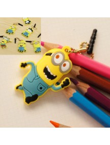 HO2357B - Plugin Handphone Despicable ME Minion Running