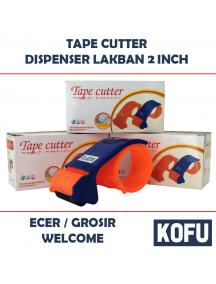 "KF1014 - Tape Cutter / Dispenser Lakban / Pemotong Lakban 2"" Kofu"