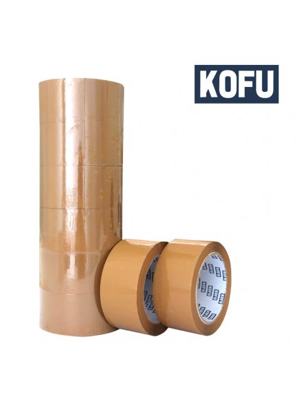 "KF1019W - Lakban Ekonomis 70 Yard / OPP Tape 2"" (48mm x 70yard)"