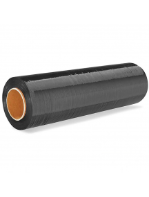 KF1029 - Plastik Wrapping / Stretch Film 50 cm x 300 M Hitam