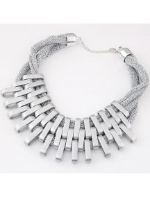 RKL6977 - Aksesoris Kalung Geometric Collar