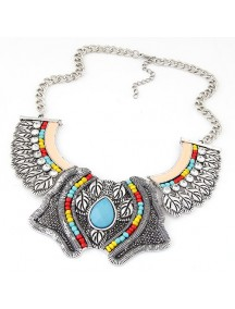 RKL6988 - Aksesoris Kalung Metal Collar