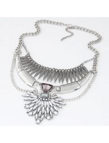 RKL7073 - Aksesoris Kalung Metal Collar