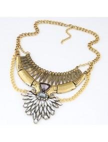 RKL7074 - Aksesoris Kalung Metal Collar