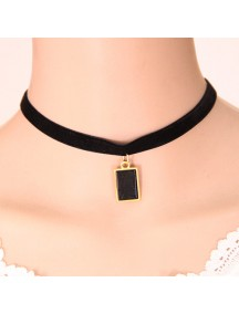 RKL7496 - Aksesoris Kalung Fashion Retro Choker