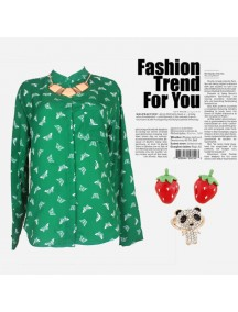 RBJ1009 - Butterfly Top (Green)