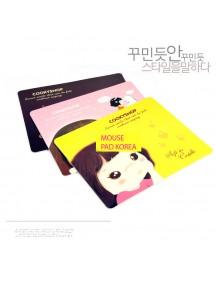 HO1019C - Tatakan Mouse Pad (Coklat)
