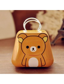 HO2229C - Storage Jewelery Tin Box